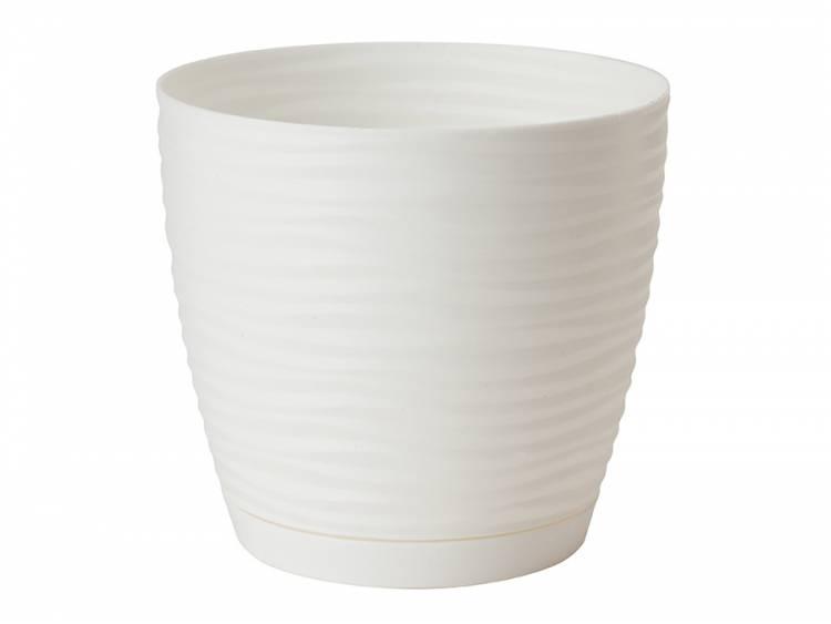 Doniczka SAHARA PETIT Biały