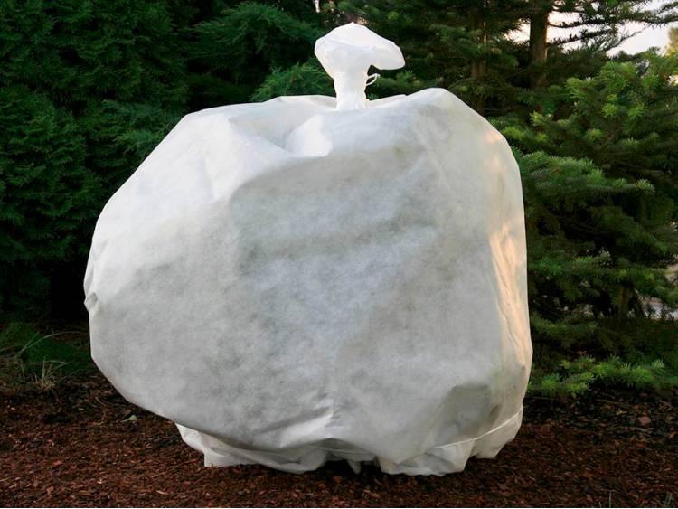 Agrowłóknina 17 wiosenna biała
