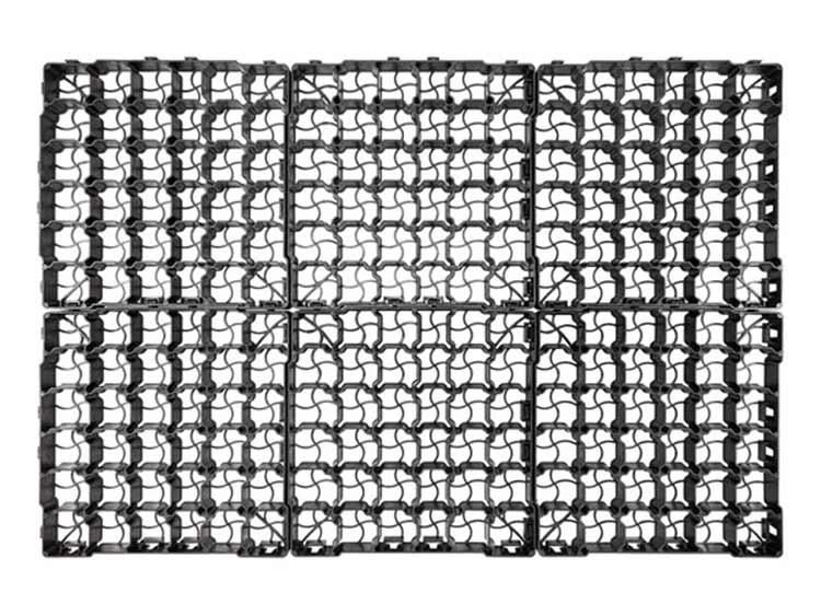 Kratka trawnikowa HOBBY wys. 40mm