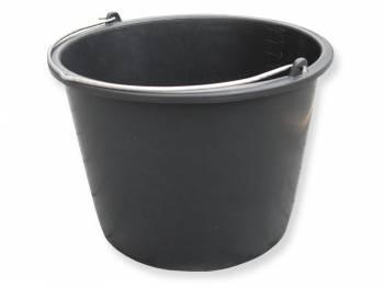 Wiadro ogrodniczo-budowlane PVC 12L