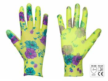 Rękawice ochronne PURE FLOXY poliuretan