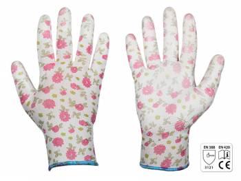 Rękawice ochronne PURE PRETTY poliuretan