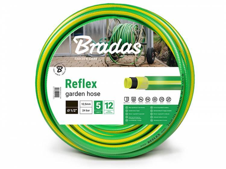 """Wąż ogrodowy REFLEX 5-warstwowy zbrojony 1/2"""" 50m"""