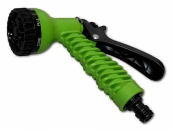 Pistolet 7-funkcyjny zielony TRICK HOSE