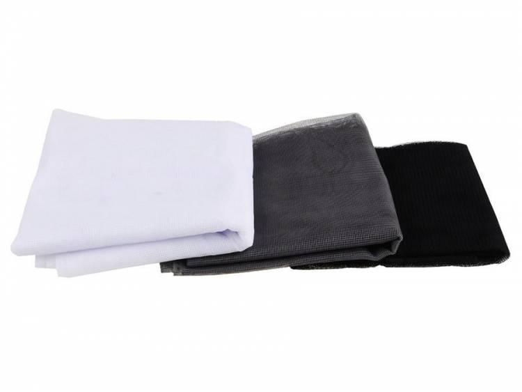 Moskitiera - siatka przeciw owadom 130x150cm biała