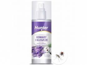 Płyn odstraszający komary i kleszcze o zapachu lawendowym 100ml