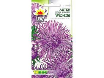 Nasiona Aster igiełkowy wysoki Wioletta 1g