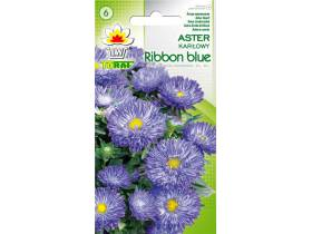 Nasiona Aster karłowy Ribbon Blue 0,5g
