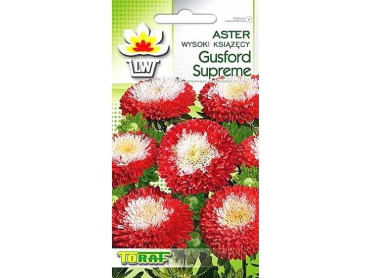 Nasiona Aster książęcy wysoki Gusford Supreme 1g