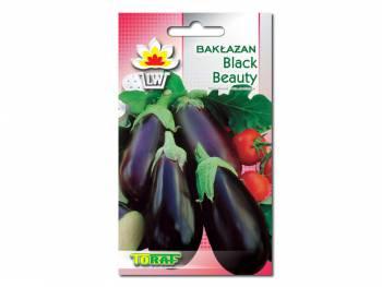 Nasiona Bakłażan Black Beauty 1g
