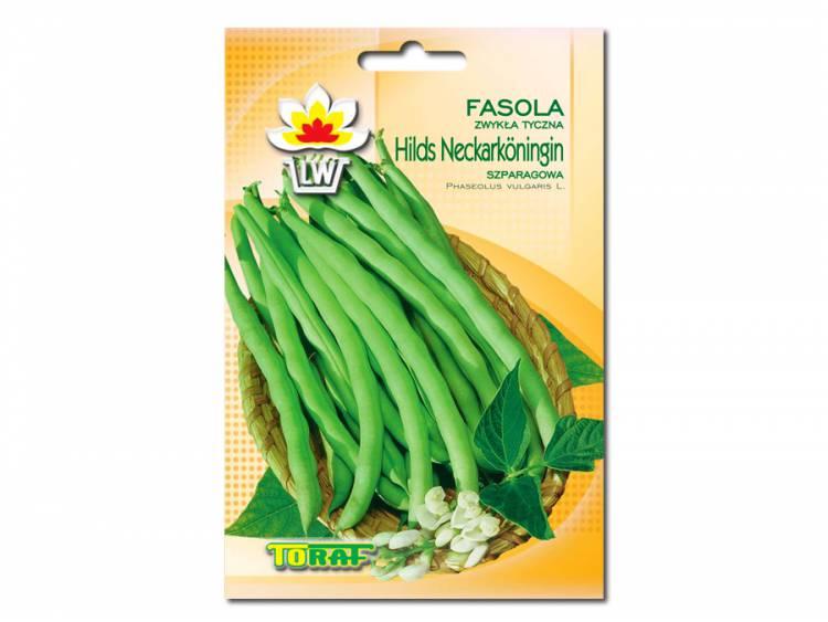 Nasiona Fasola Hilds Neckarkonigin 10g