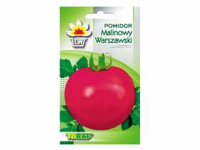 Nasiona Pomidor Malinowy Warszawski 0,5g