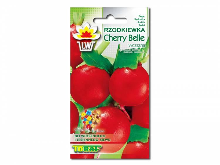 Nasiona Rzodkiewka Cherry Belle 10g