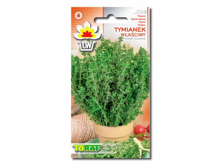 Nasiona Tymianek 0,5g