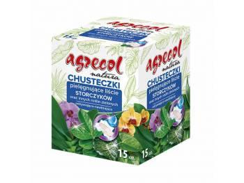 Chusteczka do pielęgnacji storczyków i roślin liściastych Agrecol