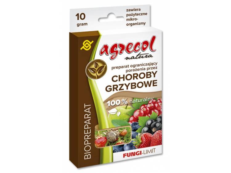 Biopreparat na choroby grzybowe Fungi-LIMIT Agrecol 10g