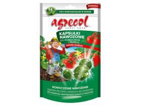 Kapsułki nawozowe do pomidorów i papryk 14szt. Agrecol