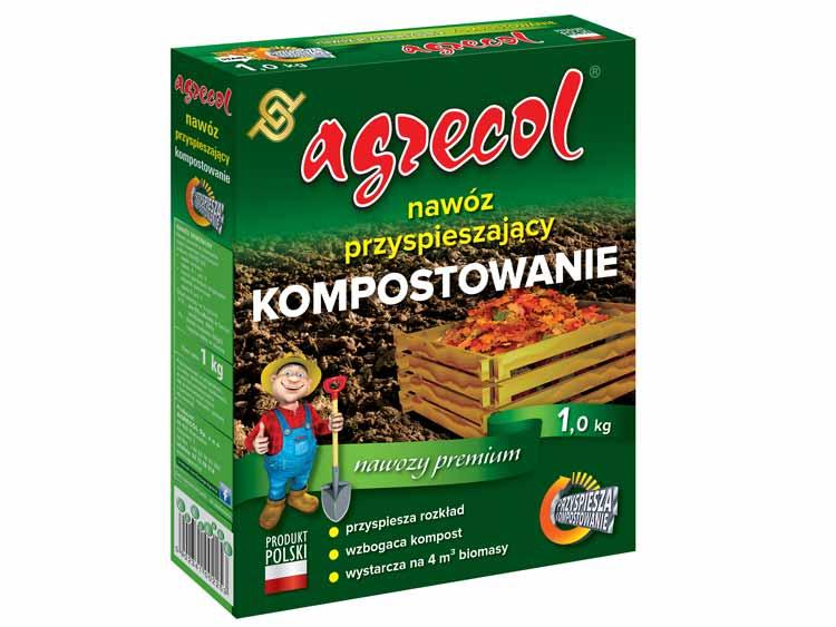 Nawóz przyspieszający kompostowanie - Agrecol 1kg