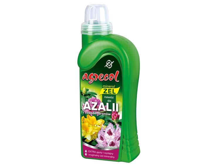 Nawóz Mineral żel do azalii i rododendronów - Agrecol 500ml