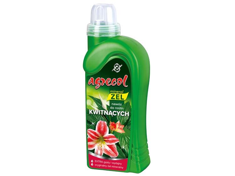 Nawóz Mineral żel do roślin kwitnących - Agrecol 500 ml