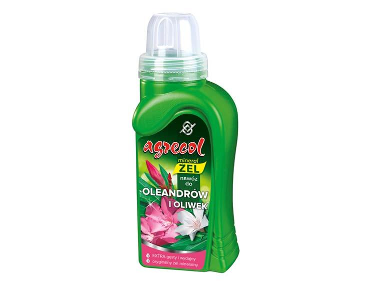 Nawóz Mineral żel do oleandrów i oliwek - Agrecol 250 ml