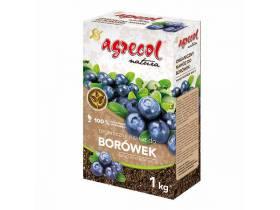 Nawóz do borówek naturalny organiczny Agrecol 1kg