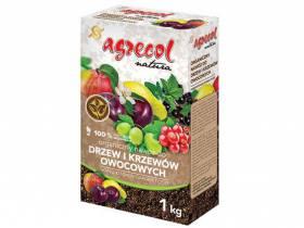 Nawóz do drzew i krzewów owocowych organiczny Agrecol 1kg