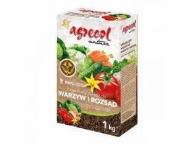 Nawóz do warzyw i rozsad naturalny organiczny Agrecol 1kg