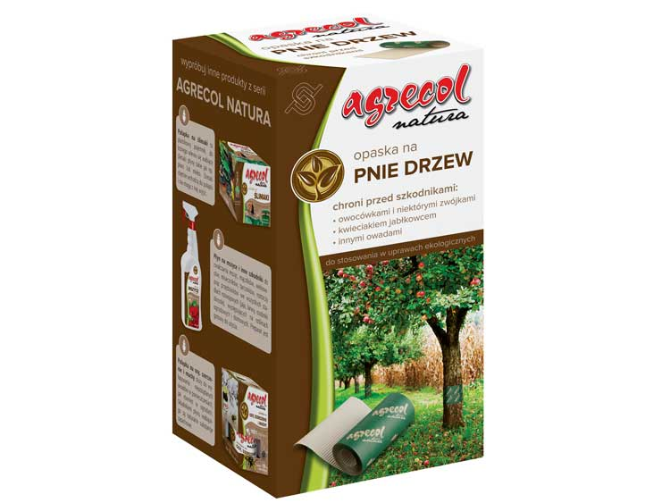 Opaska na pnie drzew - Agrecol 2,5mb