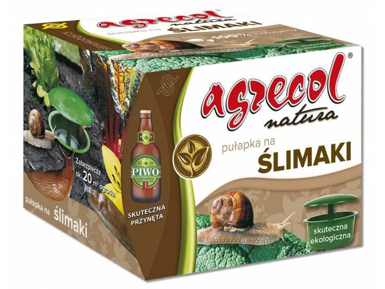 Pułapka na ślimaki Agrecol