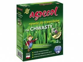 Nawóz do trawników na chwasty Agrecol 1,2kg