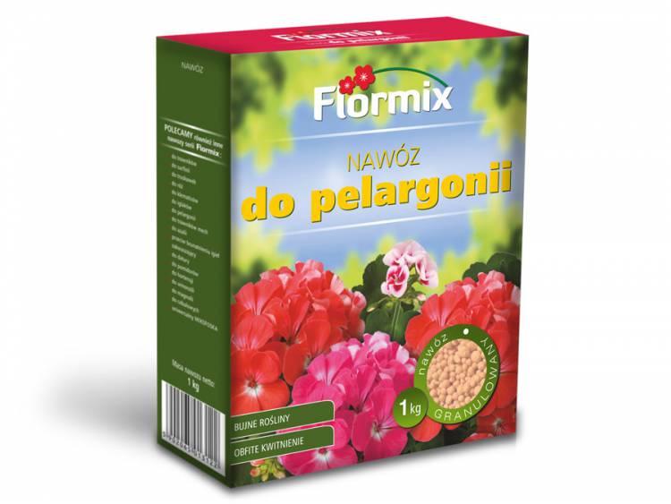 Nawóz do pelargonii FLORMIX 1kg