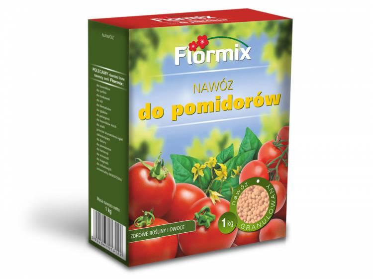 Nawóz do pomidorów, papryki FLORMIX 1kg