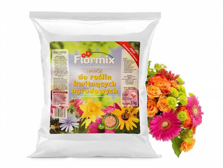 Nawóz do kwitnących FLORMIX 3kg