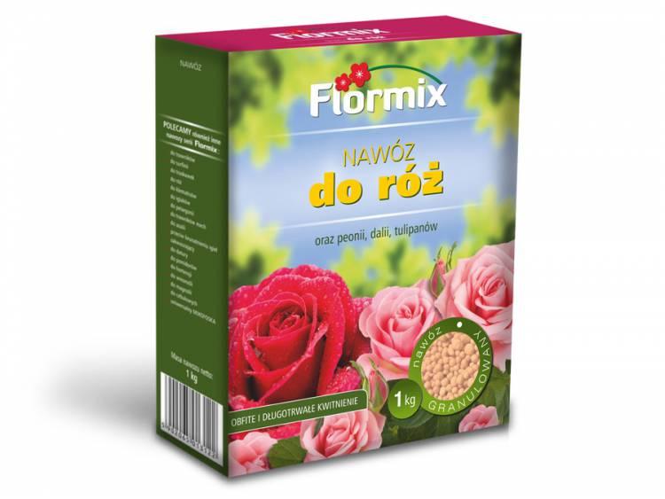 Nawóz do róż FLORMIX 1kg