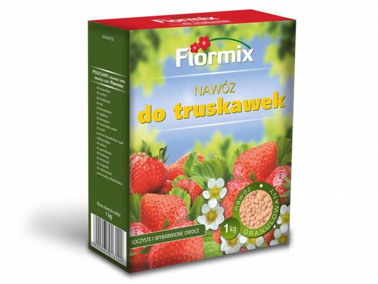 Nawóz do truskawek FLORMIX 1kg