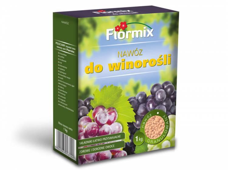 Nawóz do winorośli FLORMIX 1kg