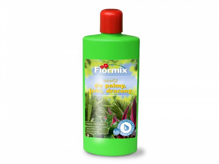 Nawóz płynny do palmy, juki, draceny FLORMIX 250ml