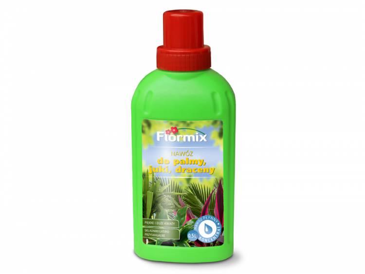 Nawóz płynny do palmy, juki, draceny FLORMIX 500ml