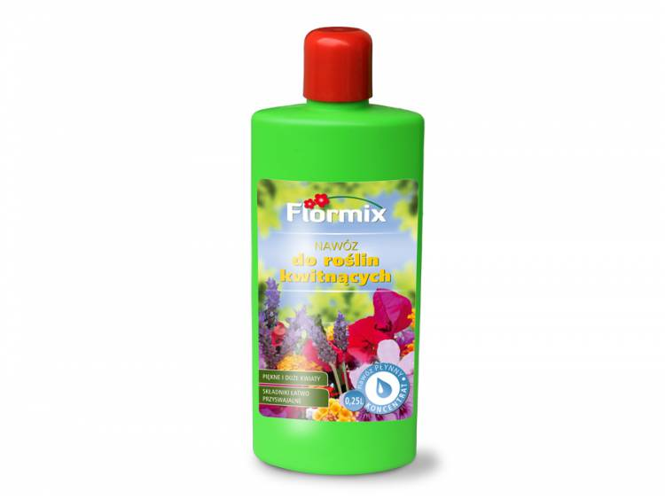 Nawóz płynny do roślin kwitnących FLORMIX 250ml