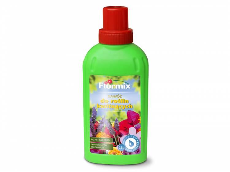 Nawóz płynny do roślin kwitnących FLORMIX 500ml