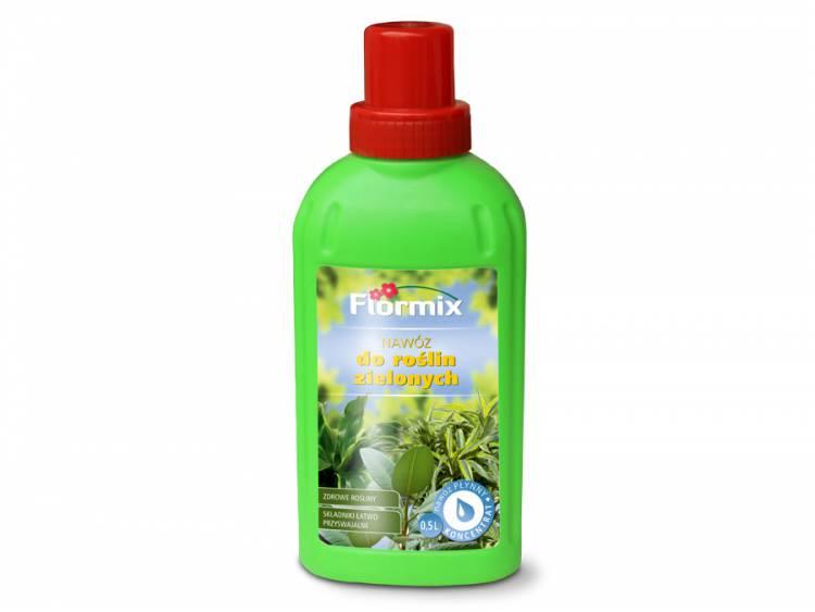 Nawóz płynny do roślin zielonych FLORMIX 500ml