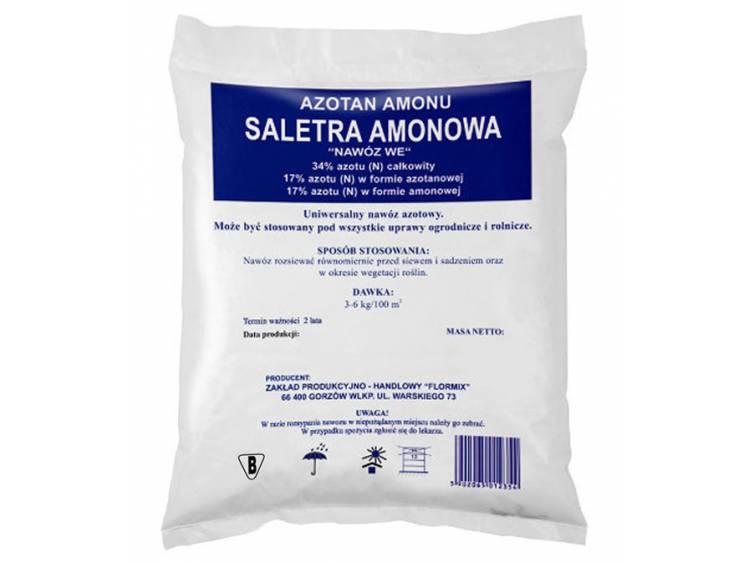 Saletra amonowa FLORMIX 2kg