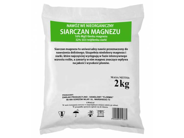 Siarczan magnezu FLORMIX 2kg