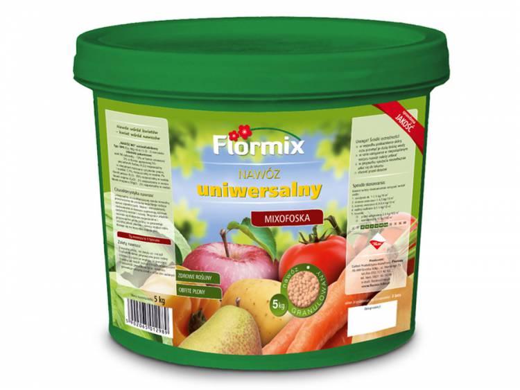Nawóz uniwersalny MIXOFOSKA FLORMIX 5kg
