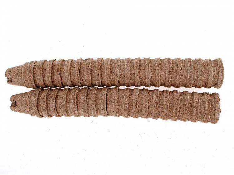 Doniczki torfowe do rozsad 4,5x4,5cm - 40szt
