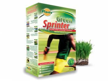 Trawa GREEN SPRINTER 0,9kg - szybki efekt zielonego trawnika