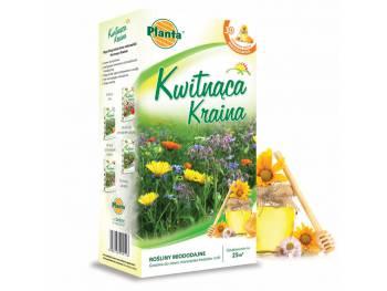 Trawnik Kwitnąca Kraina - Rośliny Miododajne