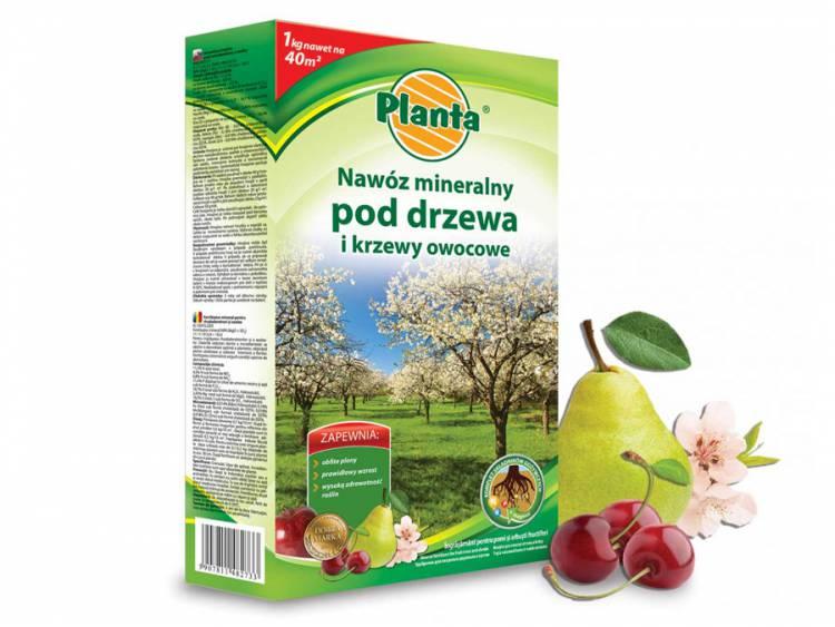 Nawóz do roślin owocowych PLANTA 1kg